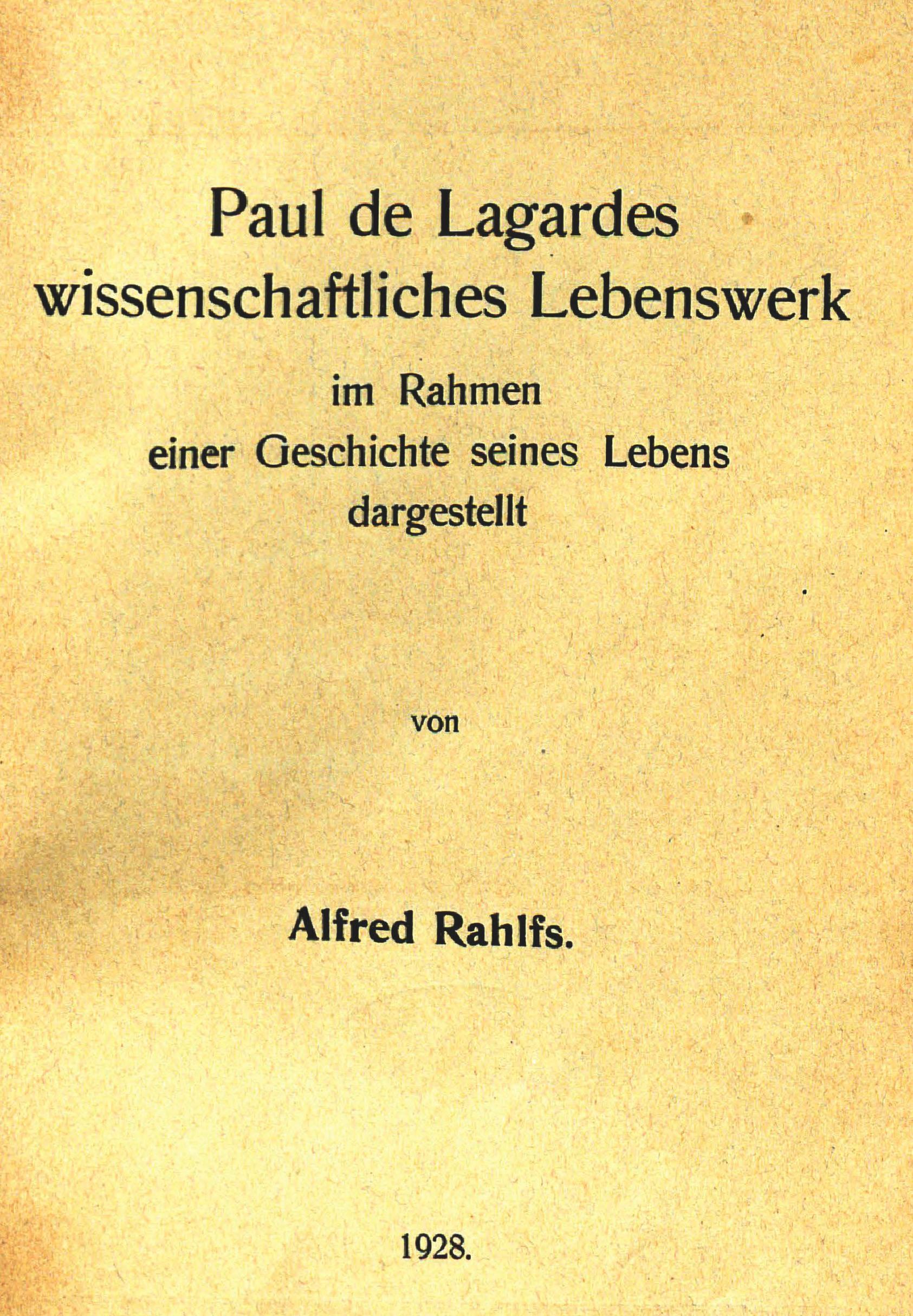 Mitteilungen des Septuaginta-Unternehmens: Göttingen Academy of ...