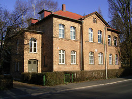 Picture of the Lagarde-Haus Göttingen